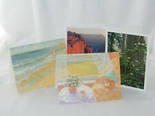 New Current Summer Reflections / Natures Art . Note / Greeting Card & Envelope