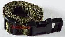 Military Airsoft Paintball 20 mm Side Release 2 Backpack Bergen Straps UK Made