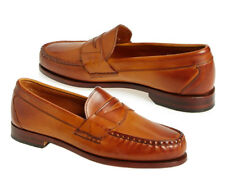 Handmade Moccasin Shoes, Dress Slippers Leather Shoes, Formal Shoes For Men