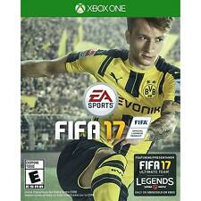 Xbox One FIFA 17 THE ULTIMATE TEAM! BRAND NEW GAME SEALED $$;)