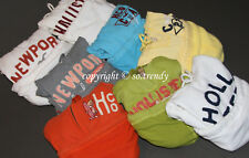 NWT! HOLLISTER by Abercrombie Womens Hoodie Sweatshirt Pullover Jacket XS,S,M,L