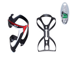Carbon Fiber Bicycle Water Bottle Cage MTB Folding Road Bike Waters Cup Cages