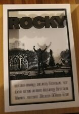 McFarlane Pop Culture 3-D Wall Art ROCKY (2007)