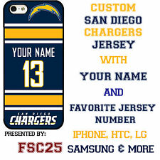 San Diego Chargers NFL Phone Case Cover for iPhone 7 PLUS iPhone 6s iPhone 5