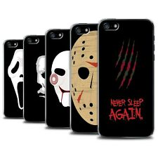 STUFF4 Back Case/Cover/Skin for Apple iPhone 5/5S/Horror Movie Art