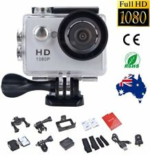 Full HD 1080P Waterproof Sports Camera DV Bike Action Video Record Camcorder AU