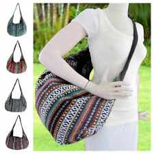 Large Aztec Crossbody Yoga Shoulder Bag Hippie Hobo Boho Convertible Backpack