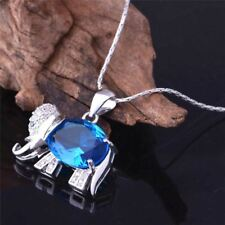 New Fashionable Silver Plated Rhinestone Material Pendant for Women