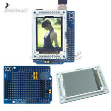 1.8'' inch 128x160 TFT LCD+Adapter Shield Module SPI Interface for Arduino