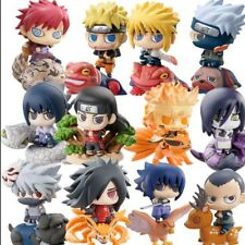 Naruto Anime Series Action Figures Collection PVC Model Toy, Set Toys, Kids