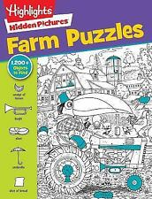 Hidden Pictures#174: Hidden Pictures Favorite Farm Puzzles by Highlights New