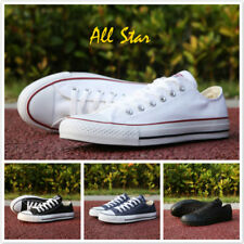 New Men's Chuck Taylor Ox Low High Top shoes All Stars casual Canvas Sneakers