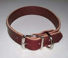 Weaver Leather ~ Heritage Choice Collar ~ Leather Dog Collar