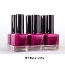 VERNIS A ONGLES NAIL ROSE FONCE MANUCURE 15 ML XXL NEUF VER022