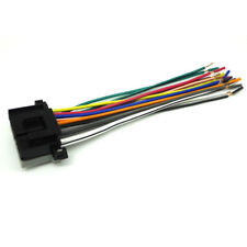 FOR GM PLUGS INTO FACTORY RADIO CAR STEREO CD PLAYER WIRING HARNESS WIRE