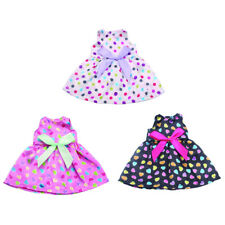 Doll Clothes for 14 inch American Girl Doll Dress Skirt Outfits Bowknot Outfits
