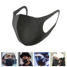 3x Cycling Anti Dust Haze Sponge Mouth Face Mask Respirator Adult /Kid
