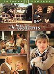 The Waltons - The Complete Second Season (DVD, 2005, 5-Disc Set)