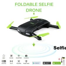 DHD Selfie Drone Wifi FPV HD Camera Foldable ARMS Pocket RC Drones Phone Came
