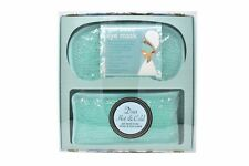 Therapeutic Bead Pearl Gel Eye Mask & Body Wrap Hot / Cold Reusable Rejuvenate