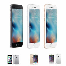 "Apple iPhone 6 - 16/64/128GB GSM ""Factory Unlocked"" Smartphone, Gold Gray Silver"