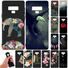For Samsung Galaxy Note 9 J3 J4 J5 J6 A5 A8 Painted Shockproof Hybrid Case Cover