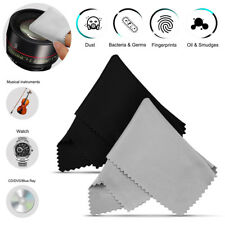10x Microfiber Clean Cleaning Cloth For Phone Screen Camera Lens Glasses 14/15cm