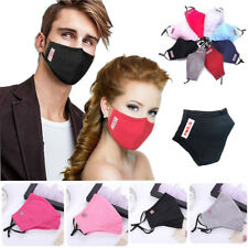 Unisex Mouth Respirator Half Face Anti-Dust PM2.5 Mouth Mask