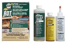 PC Products PC-Rot Terminator Epoxy Wood Hardener, Two-Part 24oz in Two Bottles,