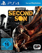 inFamous: Second Son Sony PlayStation 4