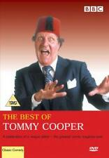 The Best Of Tommy Cooper DVD New & Sealed
