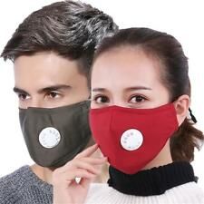 New PM2.5 Anti Haze Cotton Activated Carbon Breath Valve Anti-dust Mouth Mask