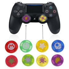 4x Silicone Thumb Stick Cover Grip Gamepad Analog Joystick for Nintendo Switch