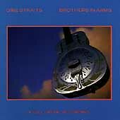 Dire Straits - Brothers in Arms (1996) Remastered version / CD Album
