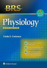 Board Review: BRS Physiology by Linda S. Costanzo and BRS (Costanzo) (2014, Pape