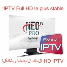 Iptv Tv Smart Android Subscription Box Mag Hd worldwide Channels 12 4k Core Wifi