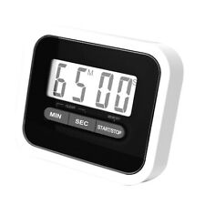 Digital Kitchen Timer Magnetic Food Cooking Baking LCD Large Count Down Up Alarm