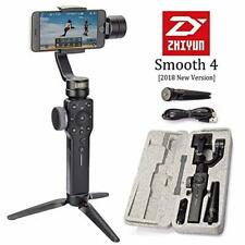 Smooth 4 3-Axis Handheld Smartphone Gimbal Stabilizer
