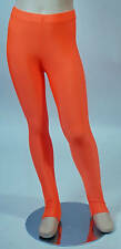 Lycra Stirrup Tights - Flo Colours