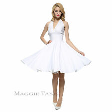 Maggie Tang 50s Retro VTG Pinup Rockabilly Marilyn Party Swing Dress R-503 504