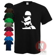 STORMTROOPER STAR WARS tribute retro empire DVD t-shirt