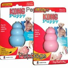 KONG Puppy SMALL Rubber Teething Dog Treat Chew Toy