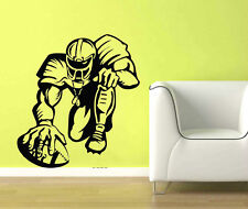 NFL Football Player Sport Kid Room Decor Sticker Wall Art Vinyl Decal 2