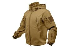 TACTICAL SPECIAL OPERATIONS JACKET Black,Navy,Olive,Tan,Camo S,M,L,XL,2X,3XL