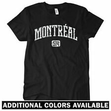 MONTREAL T-shirt - Area Code 514 - Quebec Canada S-2XL