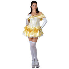 New Sexy Beauty and The Beast Fancy Dress Party Costume