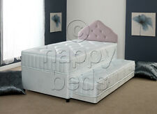 GUEST BED 3ft Single, Double, Pull out,  3 in 1 Divan Set with 2 MATTRESSES