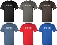 SH-101 Synth T-shirt ANALOG ROLAND 80s MUSIC COOL TEE