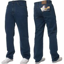 NEW MENS BLUE CIRCLE BRANDED WORKWEAR JEANS BNWT KING SIZE 28--60    XS- S-R-L