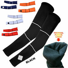 CYCLE ARM WARMERS cycling Winter Thermal dancing horse riding skating inline
